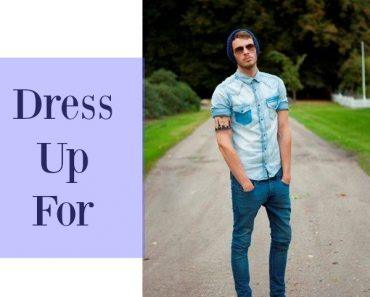 How To Dress Up For Funky Look