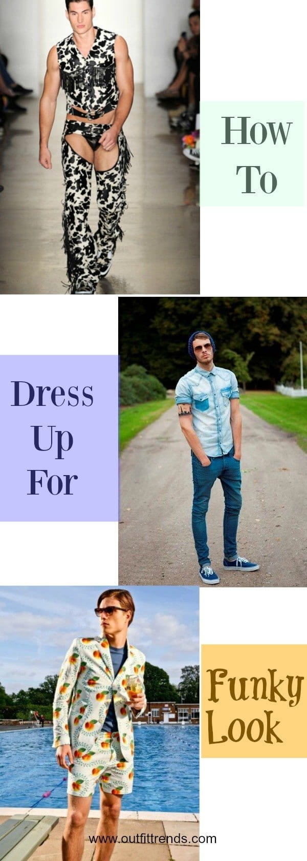 Funky Outfits For Guys – 16 Really Cool Outfits for Boys These Days