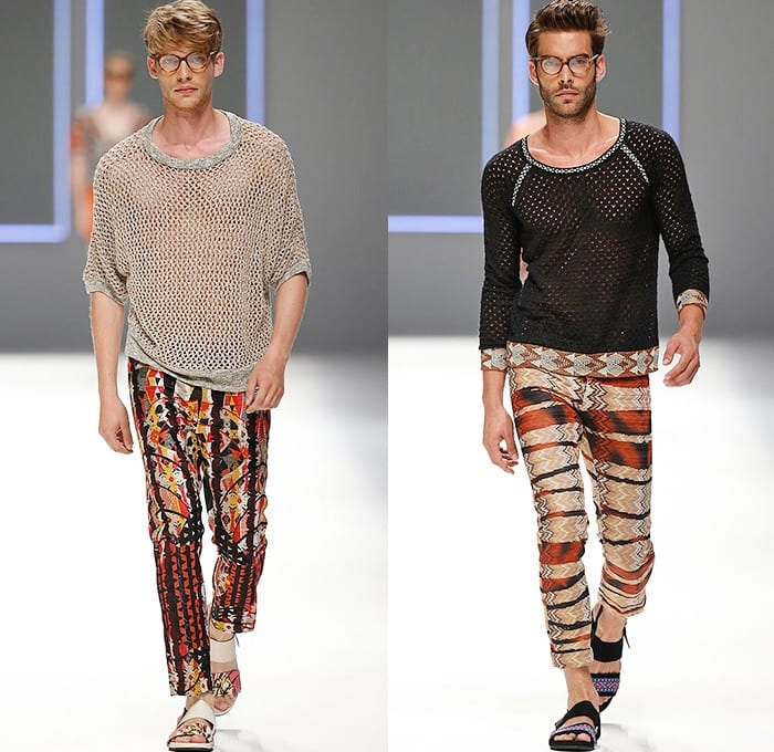 Lace Outfits for Men (4)