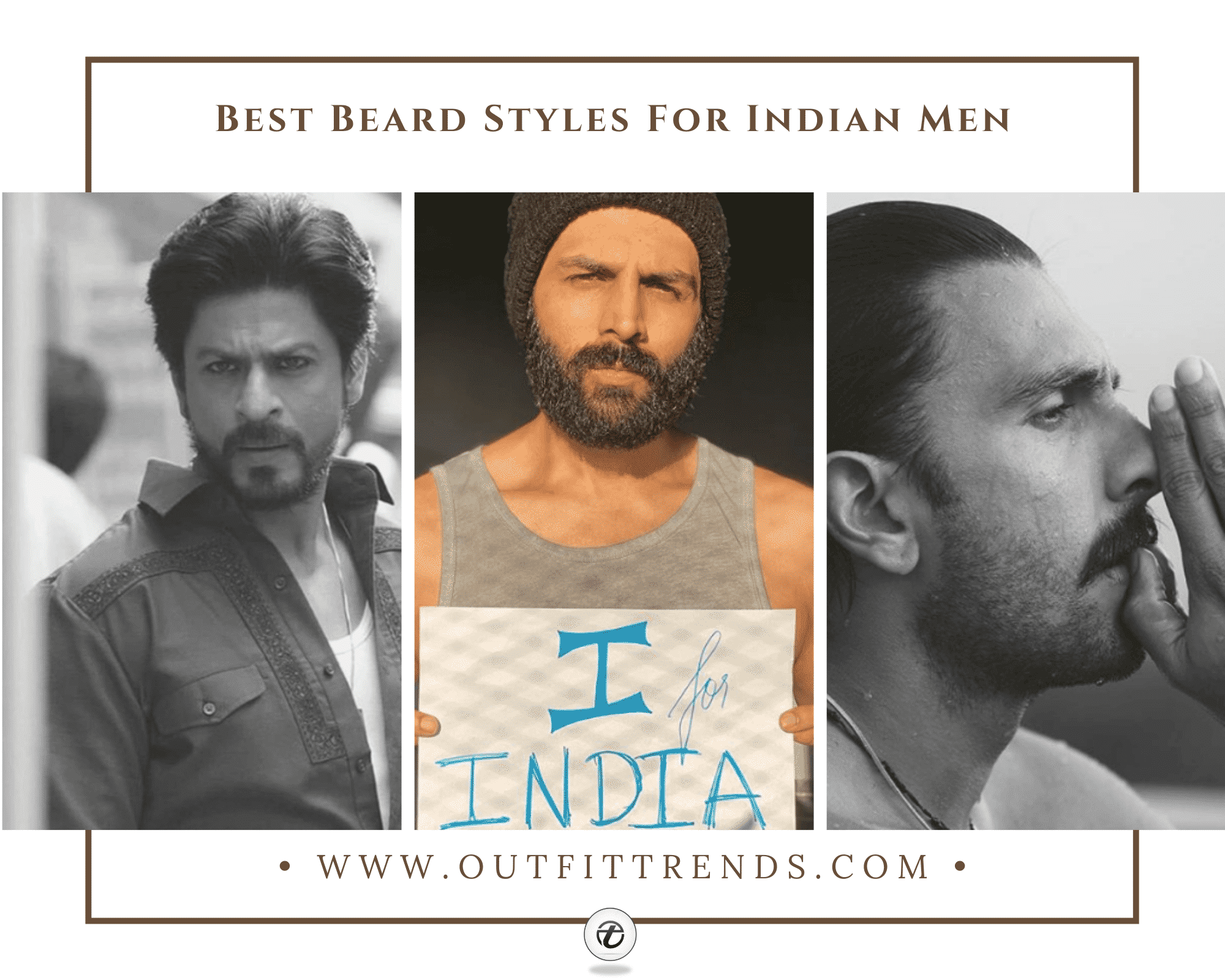 Indian Beard Styles35 New Facial Hair Styles For Indian Men