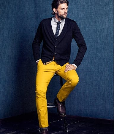 how to wear yellow pants for men (33)