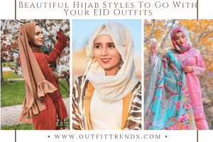 how to wear hijab on eid