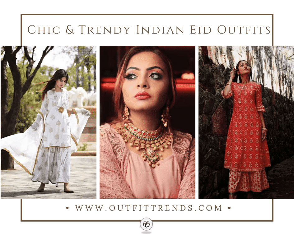 indian eid outfits latest