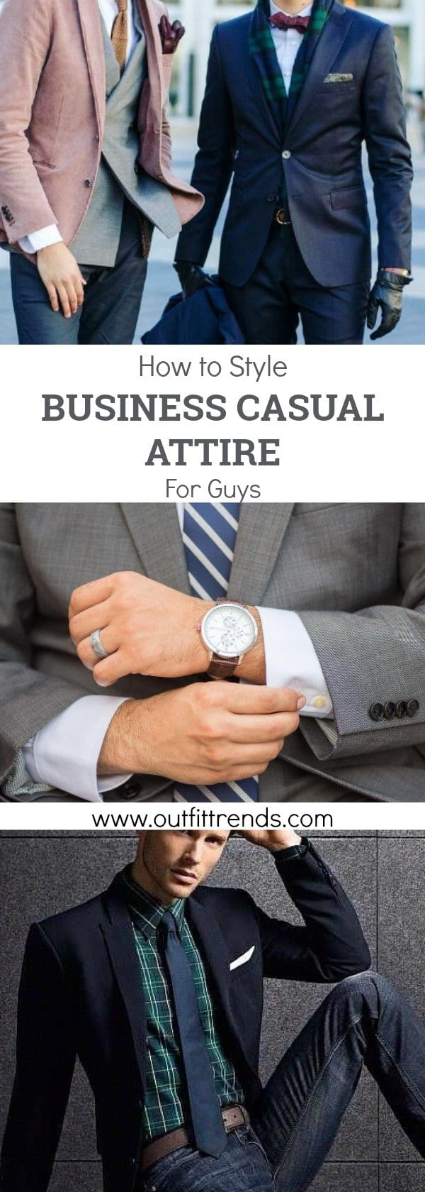 2c3e35999d Men s Business Casual Outfits-27 Ideas to Dress Business Casual