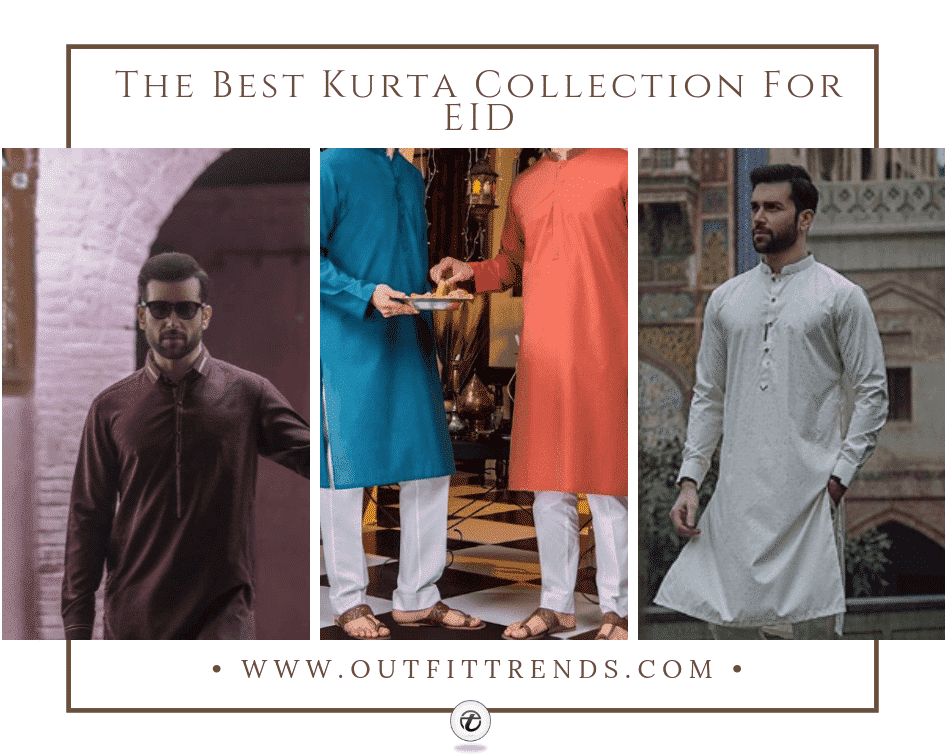 how to wear kurta for eid men