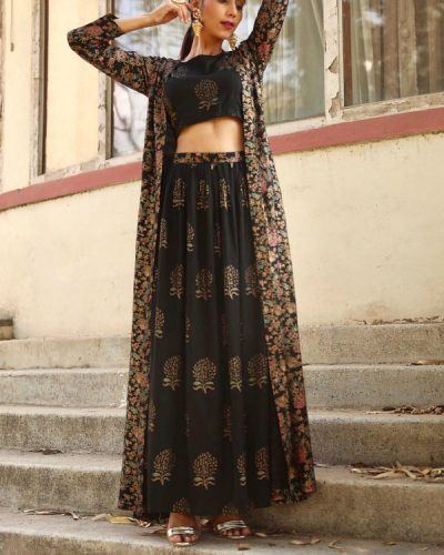 ca3b5ca7c 25 Latest Style Indian Eid Dresses For Girls this Eid 2018