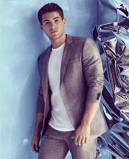 men's business casual blazer