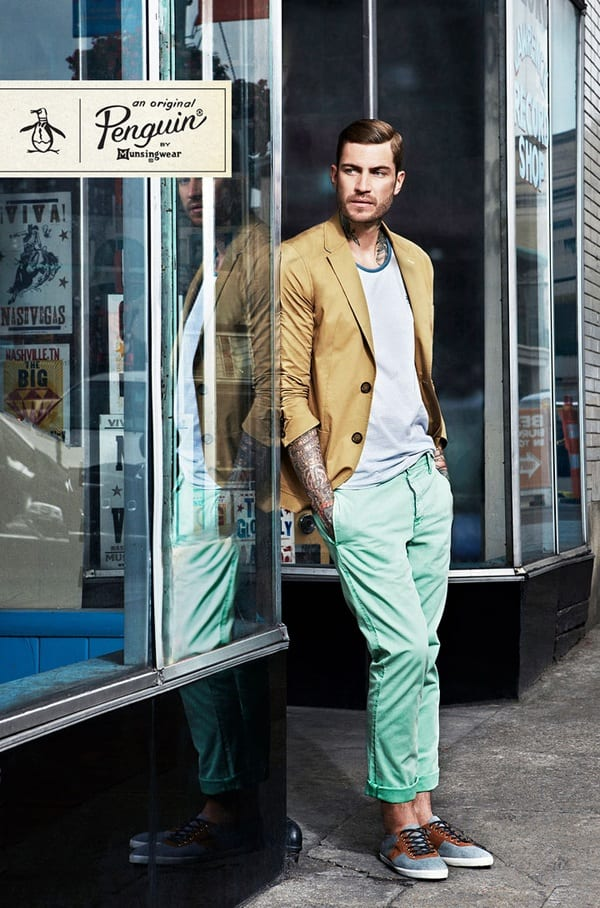 how to wear a mint pant (22)