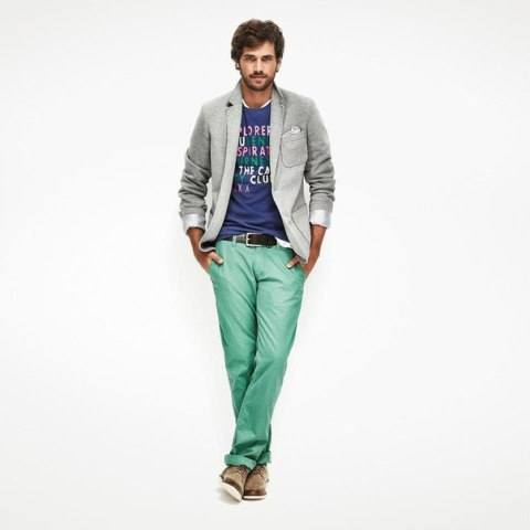 how to wear a mint pant (16)