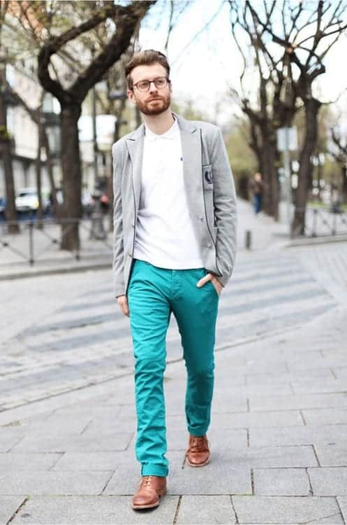 how to wear a mint pant (12)