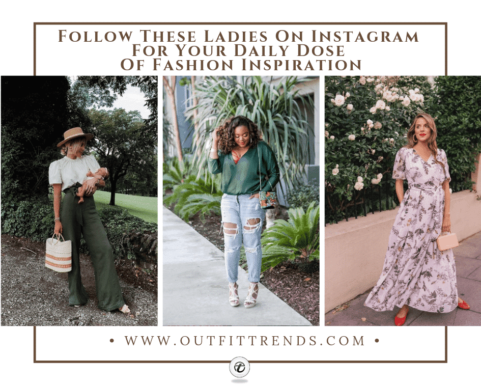 women fashion accounts to follow on instagram