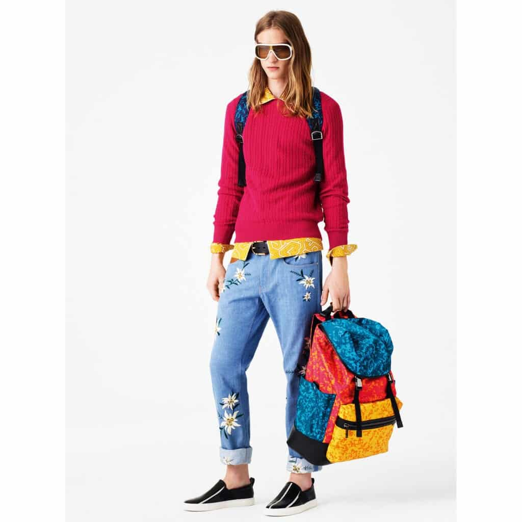 Embroidered Jeans for Girls (19)