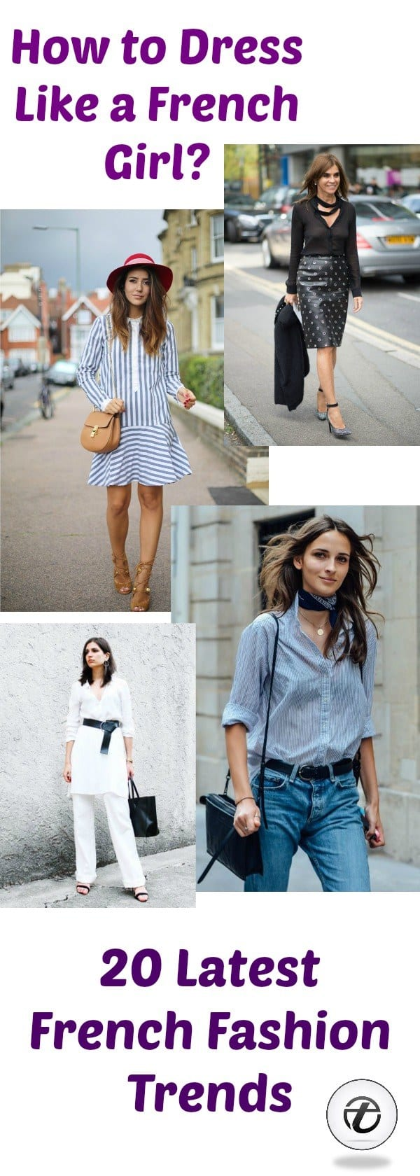0db984bb187 Latest French Fashion Trends-20 Ways to Dress Like a French Girl