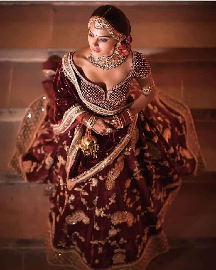 Latest Style Indian Bridal Outfits