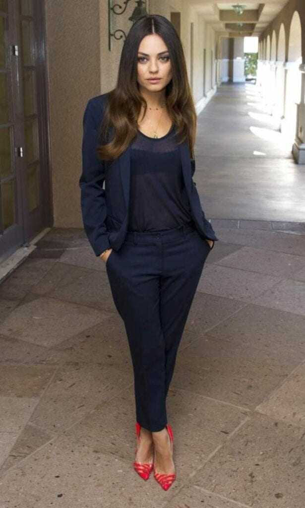 celebrity style Work Outfits for women (11)