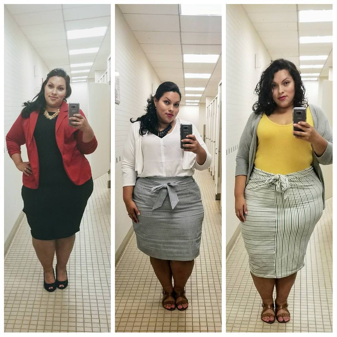 Professional Skirt Outfits-20 Ideas How To Wear Skirt For Work