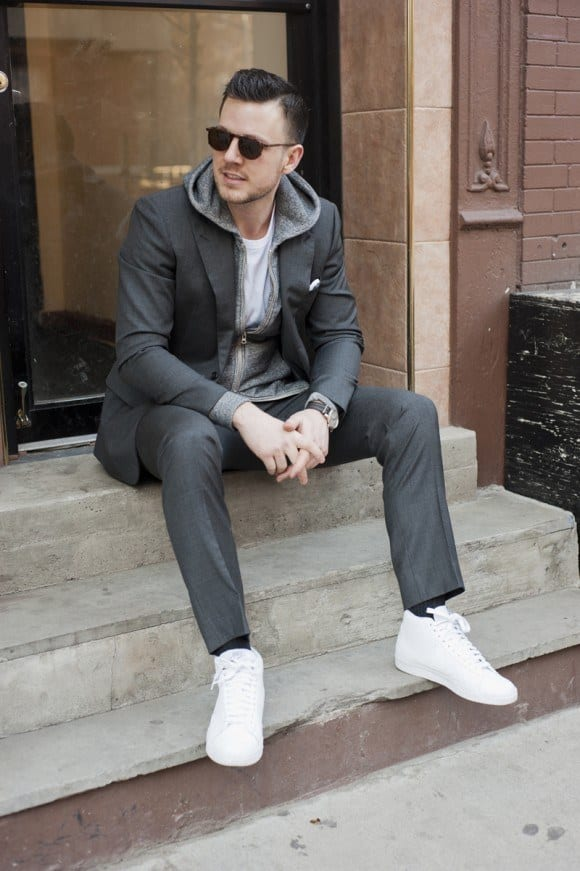 Ways for Men to Wear a Hoodie Stylishly (27)