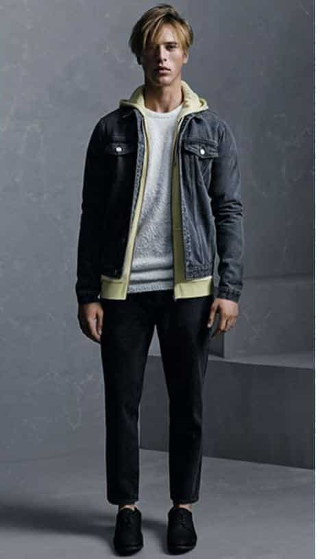 Ways for Men to Wear a Hoodie Stylishly (17)