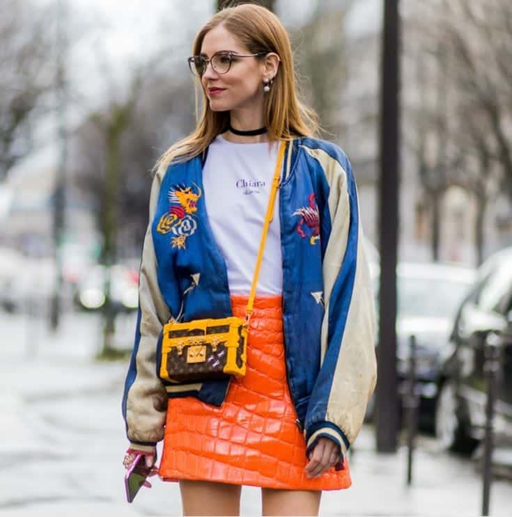 orange skirt outfits  27 ideas on how to wear orange skirts