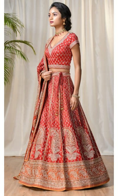 Latest Indian Bridal Outfits