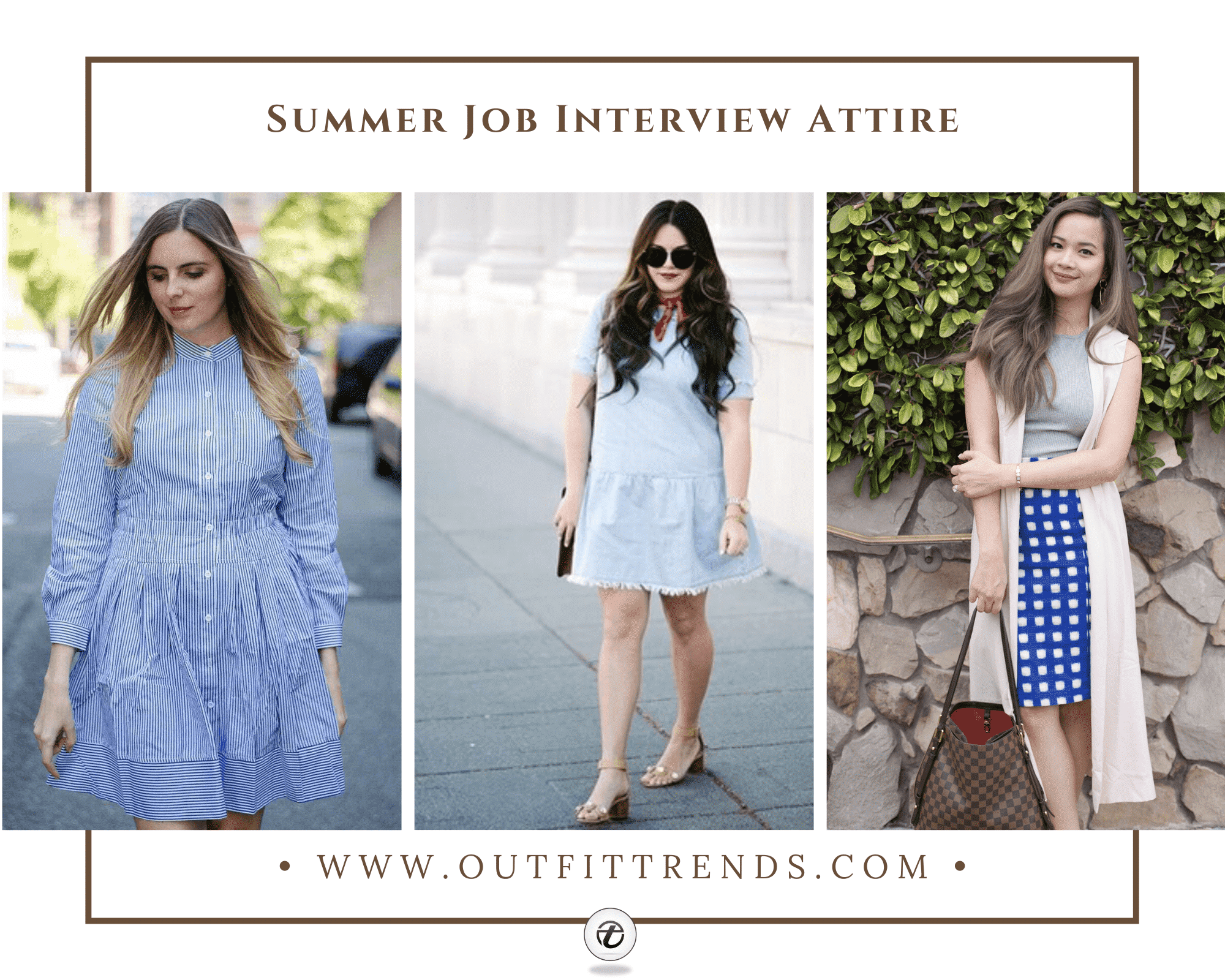 24 Summer Interview Outfits To Make A Lasting Impression