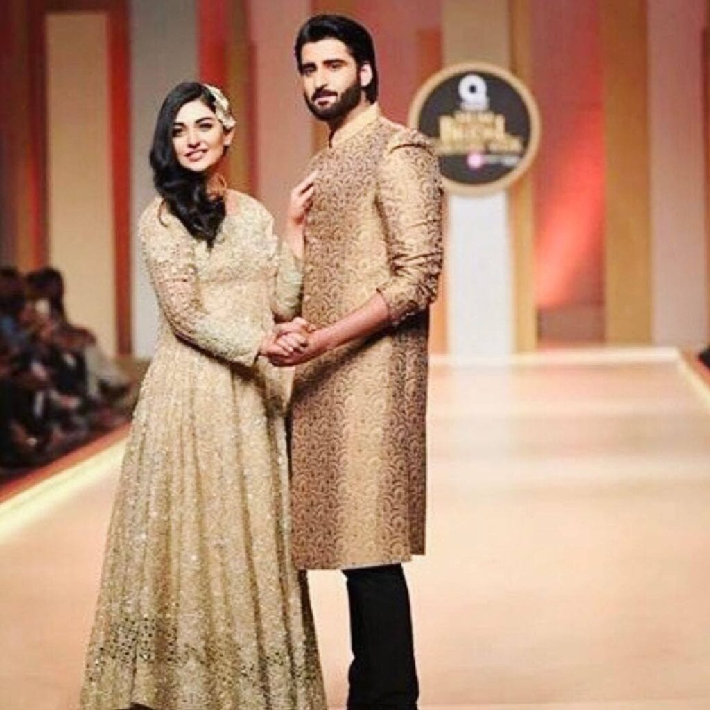 628fc6344d Top 25 Pakistani Celebrity Couple Outfits - Cute Couple Outfits Of Pakistani  Celebrities