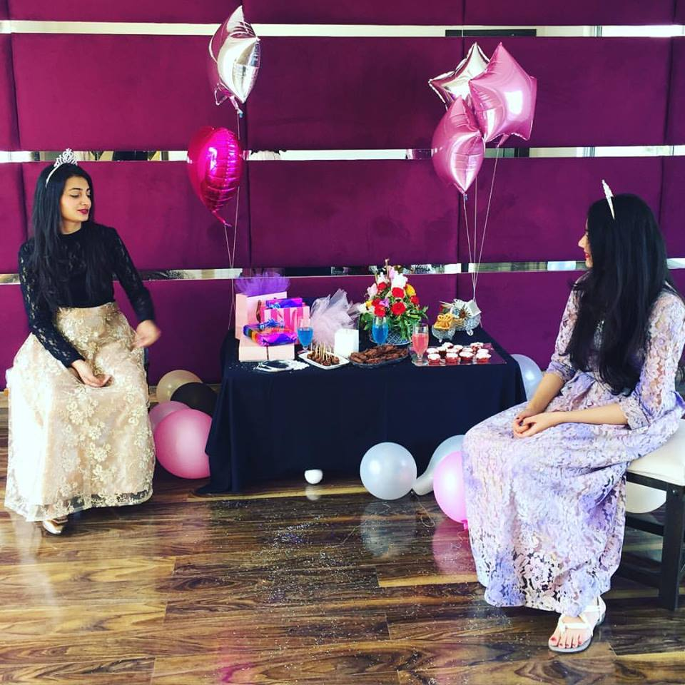Bridal shower outfits for Pakistani weddings