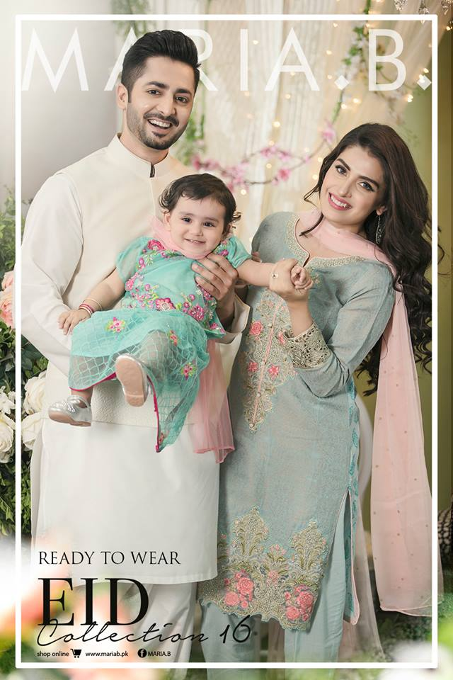 Pakistani Mother Daughter Outfits (20)