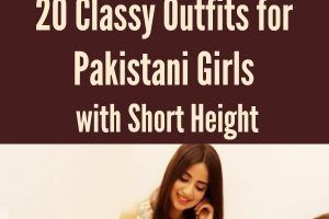 Outfits for Pakistani Short Heighted Girls (2)