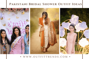 what to wear for pakistani bridal shower