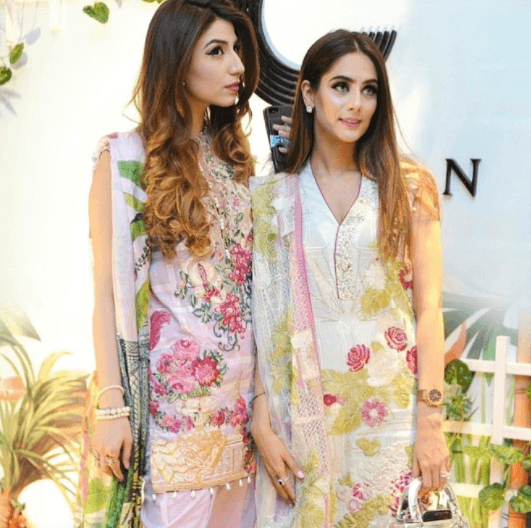pakistani women party outfits