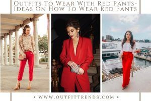 How to Style Red Hot Pants (5)