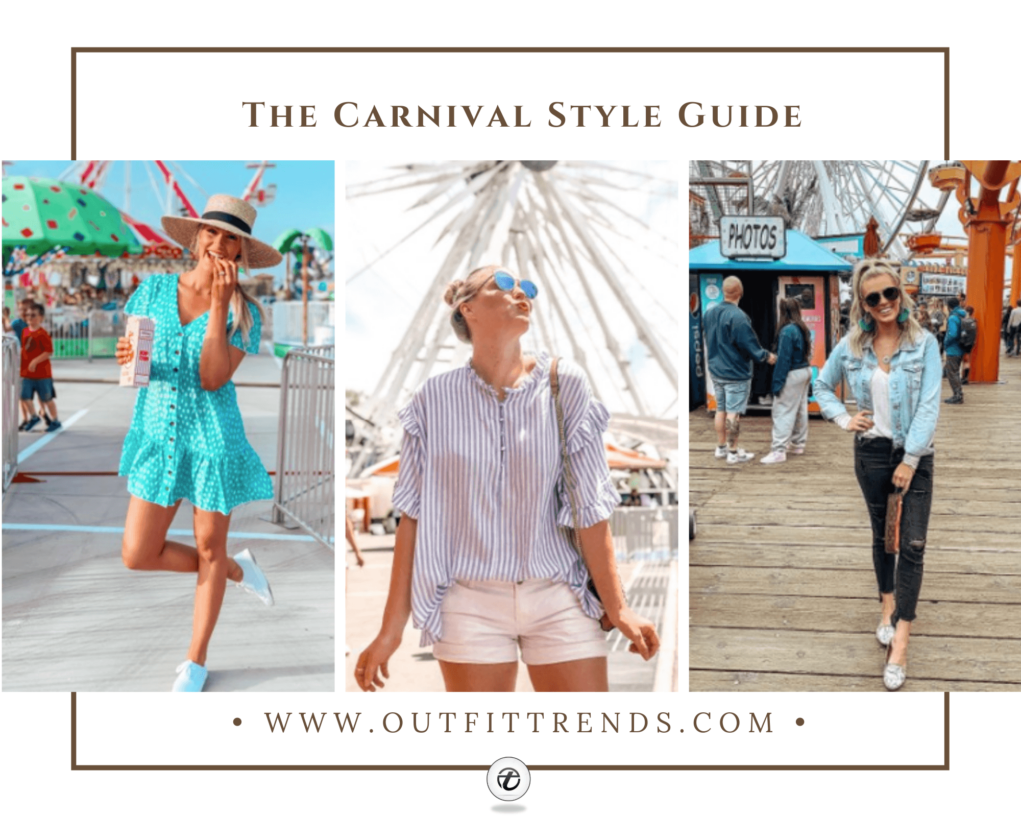 Girls Carnival Outfits Ideas-20 Outfits to Wear at Carnival