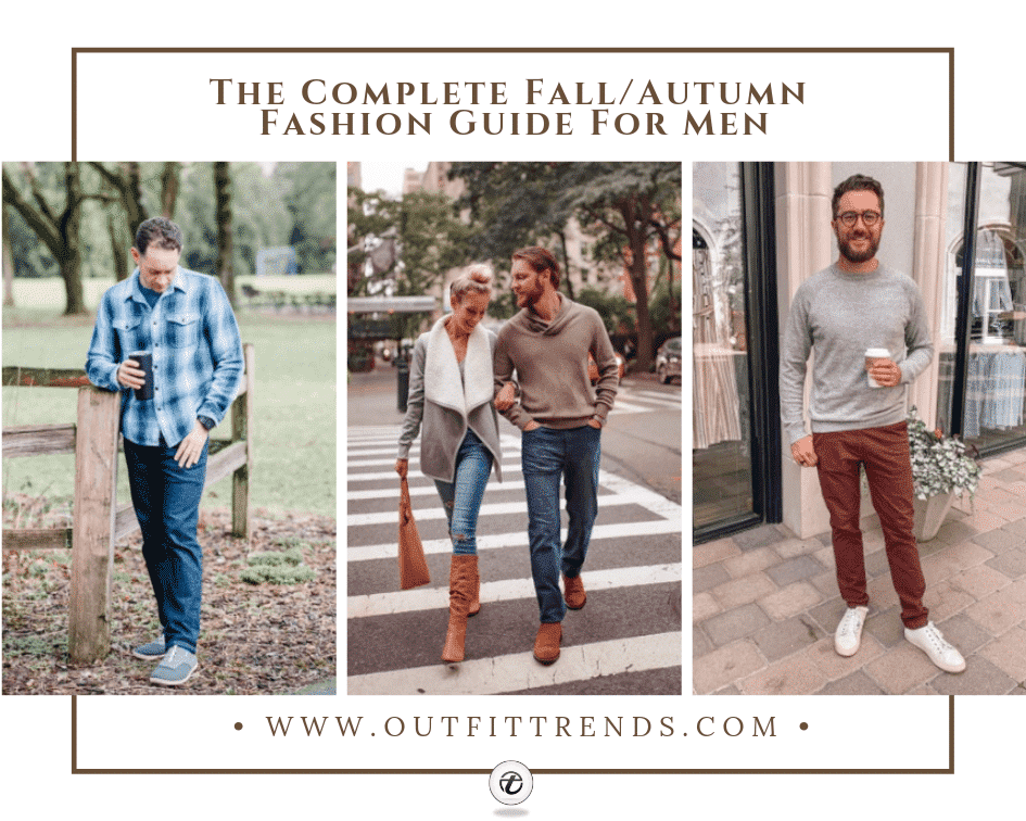 what to wear in autumn for guys