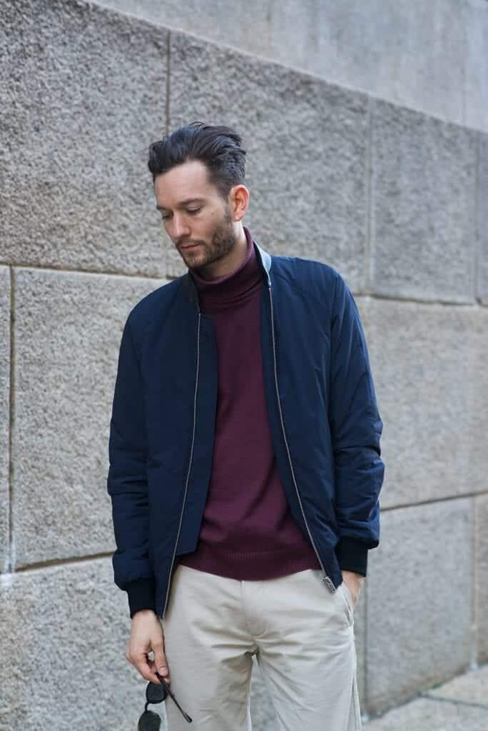 Men Turtleneck Style 23 Ideas How To Wear Turtleneck For Men