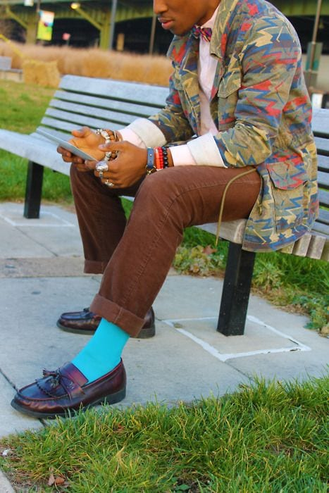 Men's Colorful Socks (23)