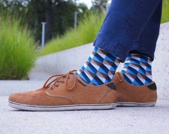 Men's Colorful Socks (18)