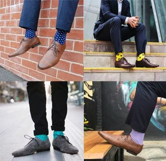 Men's Colorful Socks (11)