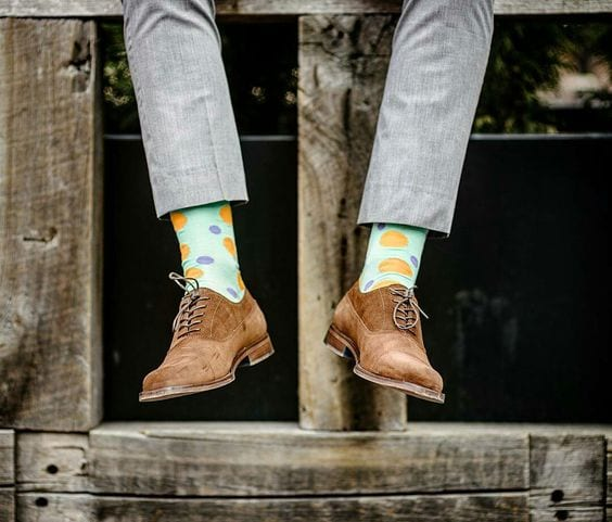 Men's Colorful Socks (6)