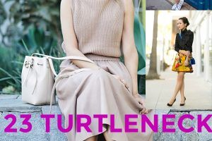 women turtlenecks
