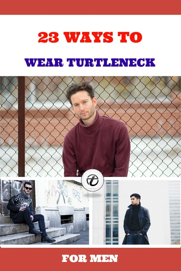 Turtleneck outfits