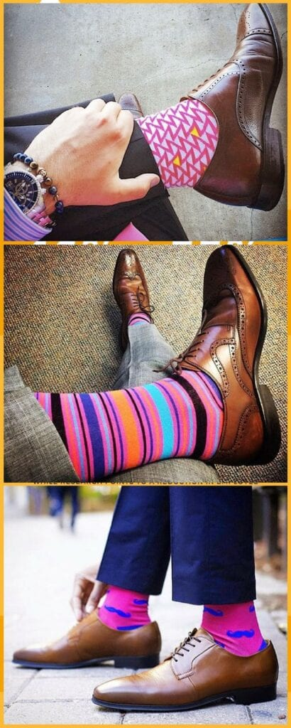 Men's Colorful Socks (3)