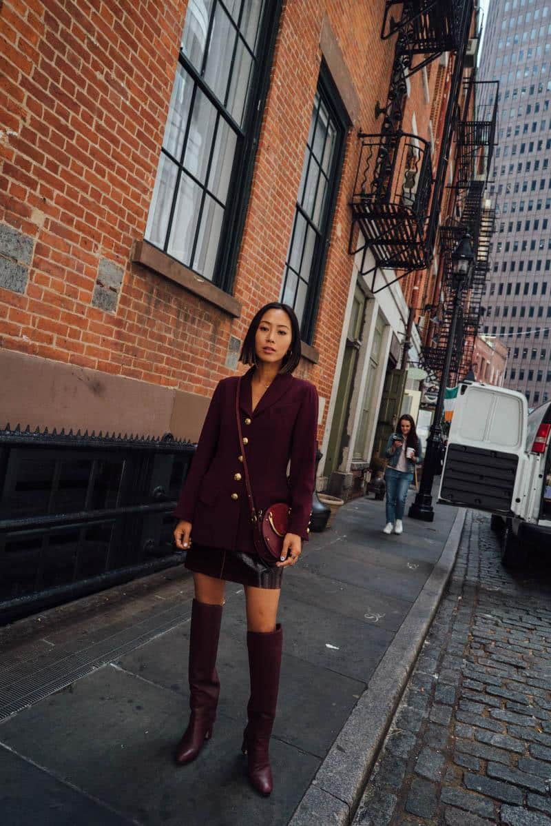 The It Fall Clothing Colors Of The Season: 15 Colors To Wear In Fall For Women