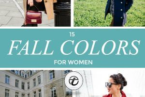 fall colors for girls
