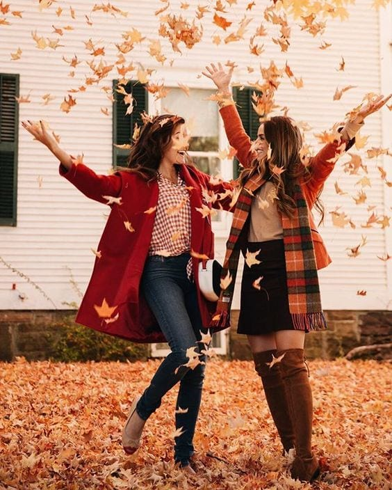 best fall colours for girls