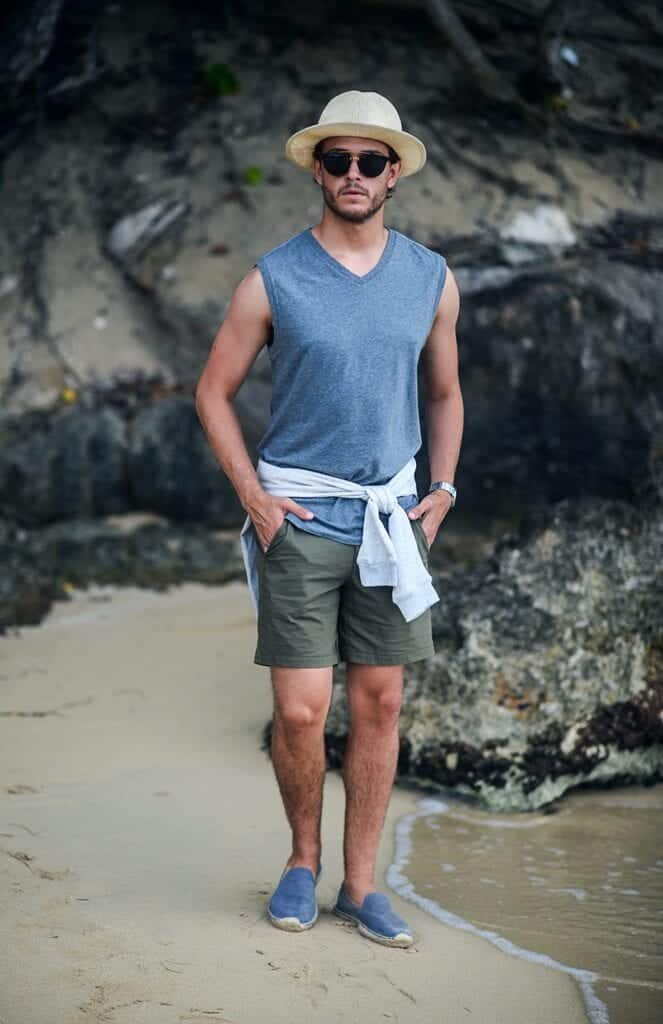 honeymoon outfits for men (4)