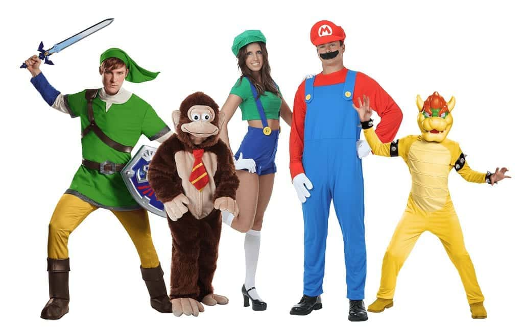 matching family halloween costumes