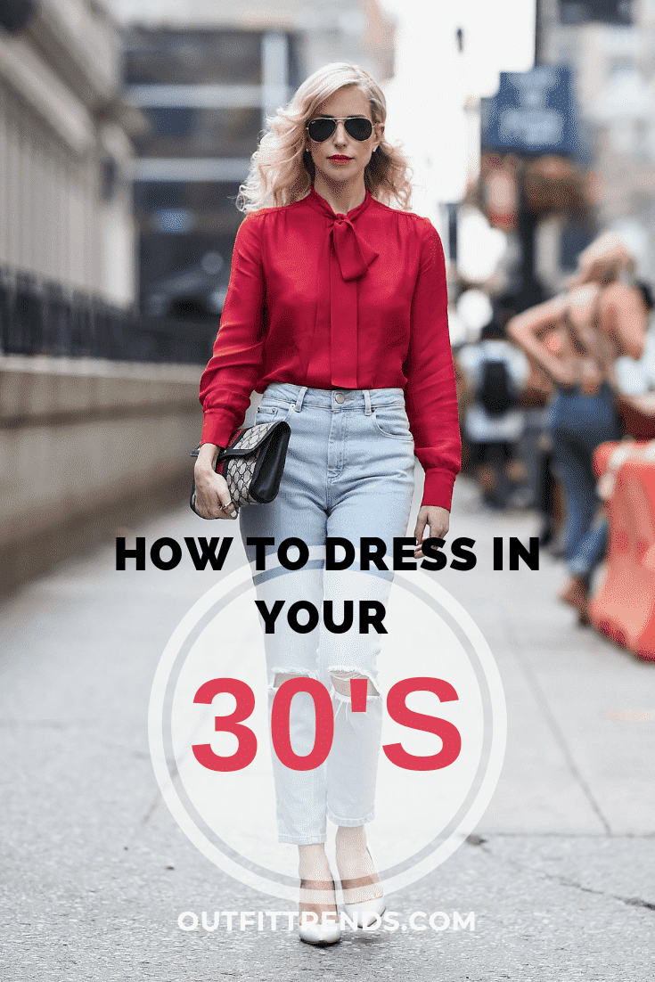 Outfit Ideas for Women in their 30's (1)