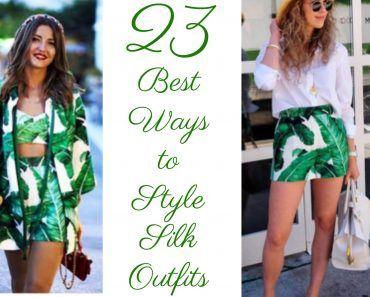 Silk Outfit Ideas (1)