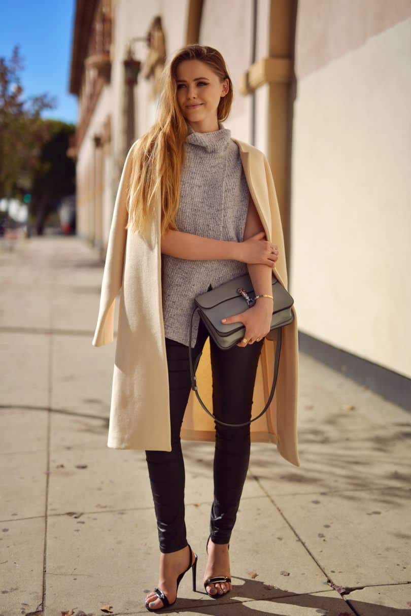 women turtleneck outfits23 ideas how to style a turtleneck